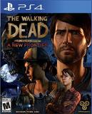 Ps4 Walking Dead Telltale Series New Frontier (season Pass)