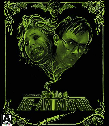 Bride Of Re Animator Combs Abbott Blu Ray DVD R