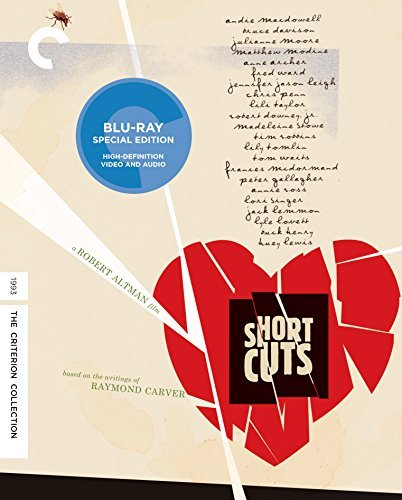 Short Cuts Robbins Lemmon Blu Ray Criterion