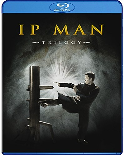 Ip Man Trilogy Blu Ray R