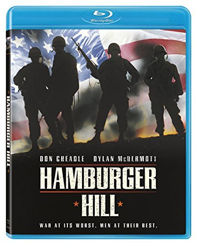 Hamburger Hill Barrile Boatman Cheadle Blu Ray R