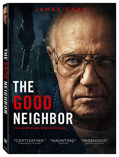 Good Neighbor Caan Miller DVD