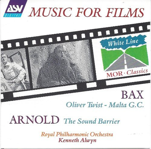 Malcolm Arnold & Arnold Bax Music For Films