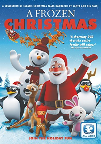 A Frozen Christmas A Frozen Christmas DVD Nr