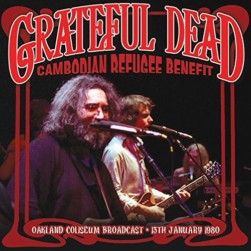 Grateful Dead Cambodian Refugee Benefit