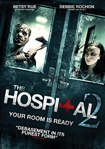 The Hospital 2 O'rear Taylor DVD Nr