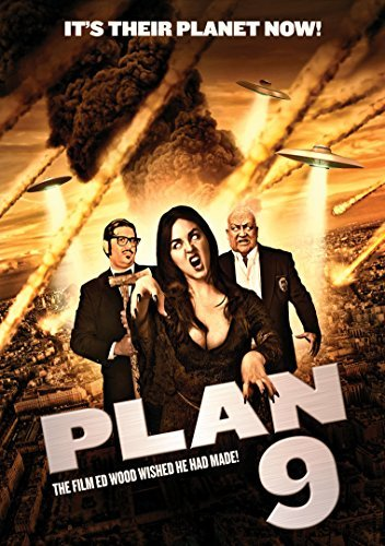 Plan 9 Krause Rolfe DVD Nr
