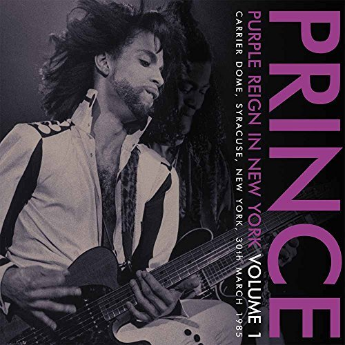 Prince Purple Reign In Nyc Vol. 1