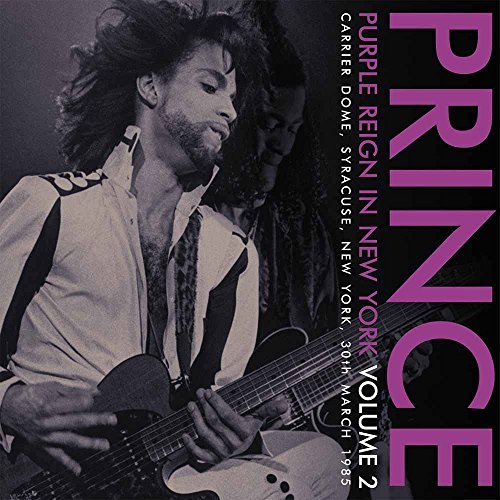 Prince Purple Reign In Nyc Vol. 2