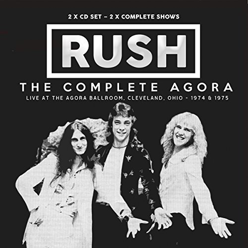 Rush The Complete Agora