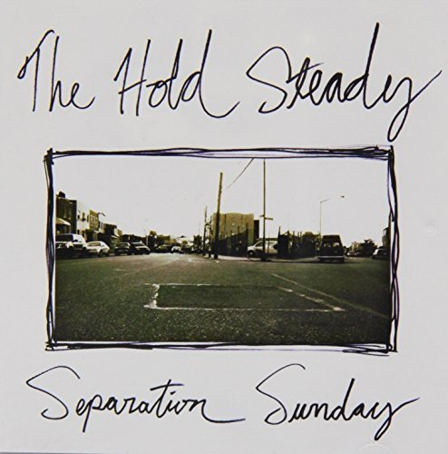 Hold Steady Separation Sunday (white Vinyl) Includes Download With Bonus Tracks