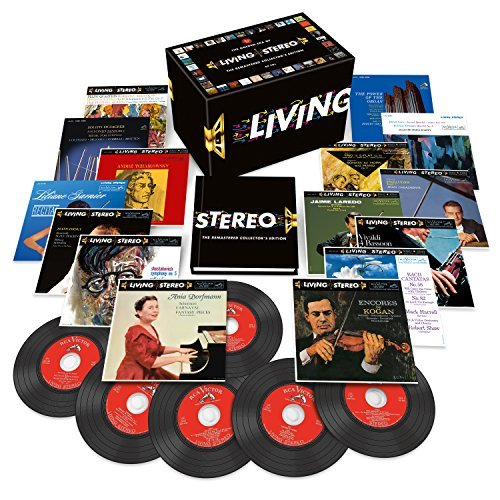 Living Stereo The Remastered Collector's Edition Living Stereo The Remastered Collector's Edition