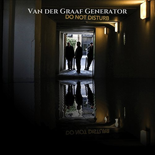 Van Der Graaf Generator Do Not Disturb Import Gbr 180gm Vinyl