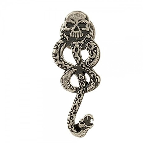 Lapel Pin Harry Potter Death Eater Dark Mark