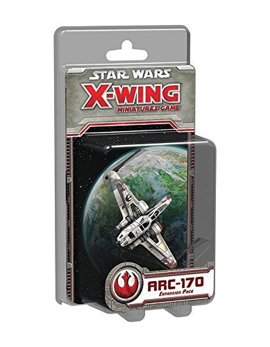 Fantasy Flight Games Star Wars X Wing Arc 170