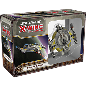Star Wars X Wing Shadowcaster