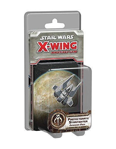 Fantasy Flight Games Star Wars X Wing Protectorate Starfighter Expansi