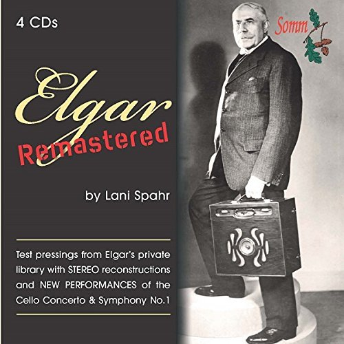 Elgar Menuhin New Symphony Elgar Remastered