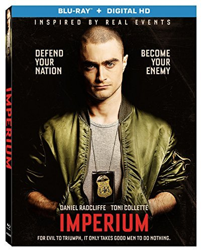 Imperium Radcliffe Collette Blu Ray Dc R