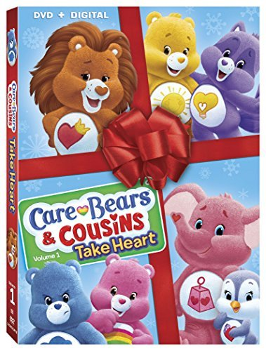 Care Bears & Cousins Take Heart DVD Dc Nr