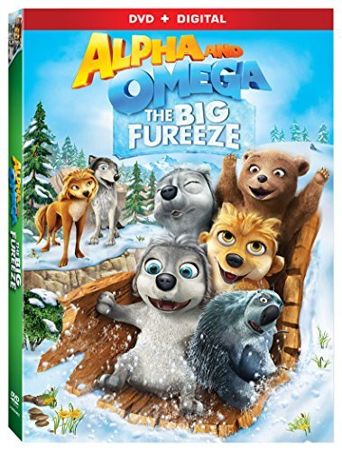 Alpha & Omega The Big Fureeze DVD Nr