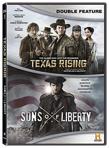 Texas Rising Sons Of Liberty Texas Rising Sons Of Liberty DVD