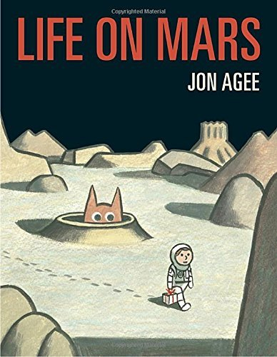 Jon Agee Life On Mars