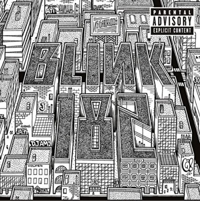 Blink 182 Neighborhoods 2 Lp