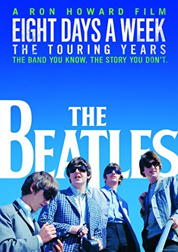 Beatles Eight Days A Week The Touring Years 1 Disc
