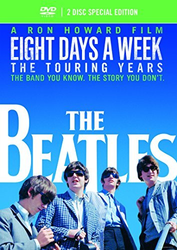 Beatles Eight Days A Week The Touring Years (deluxe) 2 Dvds