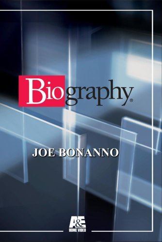 Biography Biography Bonanno Joe Last Go Made On Demand Nr