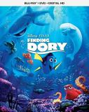 Finding Dory Disney Blu Ray DVD Dc Pg