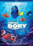 Finding Dory Disney DVD Pg