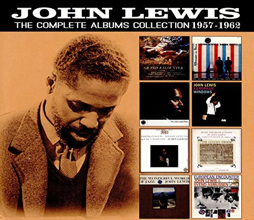 John Lewis Classic Albums Collection