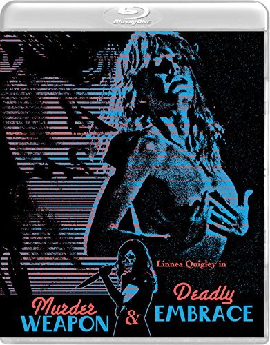 Murder Weapon & Deadly Embrace Quigley Vincent Blu Ray DVD R