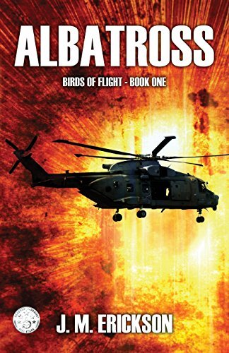 J. M. Erickson Albatross Birds Of Flight Book One (revised)