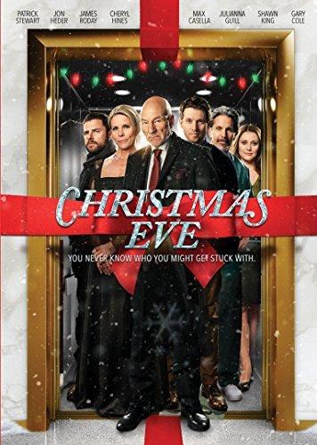 Christmas Eve Stewart Heder Hines Cole DVD Pg