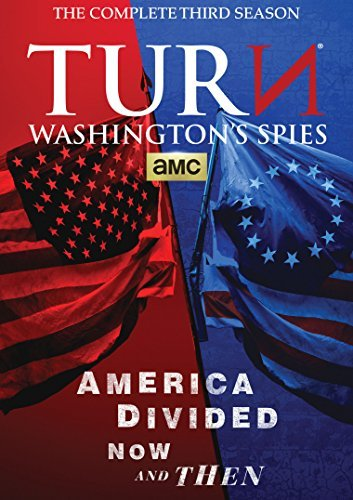 Turn Washington's Spies Season 3 DVD