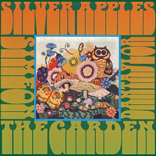 Silver Apples Garden Import Gbr
