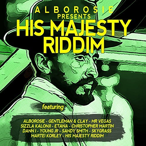 Alborosie Presents His Majesty Riddim Import Gbr