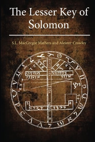 Aleister Crowley The Lesser Key Of Solomon