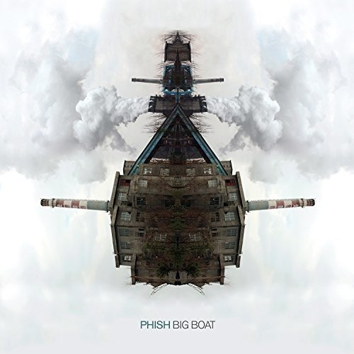 Phish Big Boat (clear Cloudy Vinyl) 2lp