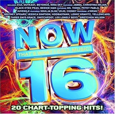 Now That's What I Call Music Vol. 16 Now That's What I Call Now That's What I Call Music
