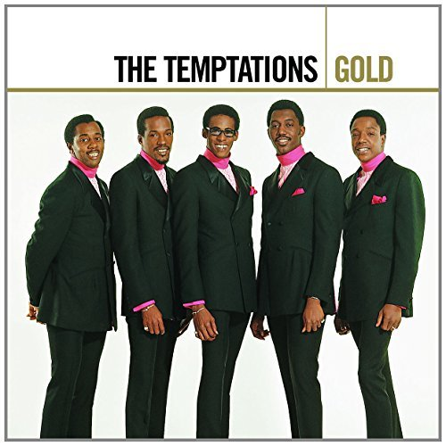 Temptations Gold 2 CD