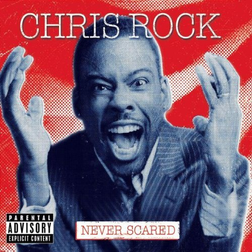 Chris Rock Never Scared Explicit Version Incl. DVD