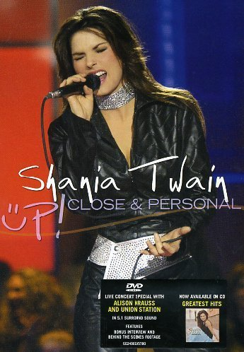 Shania Twain Up Close & Personal