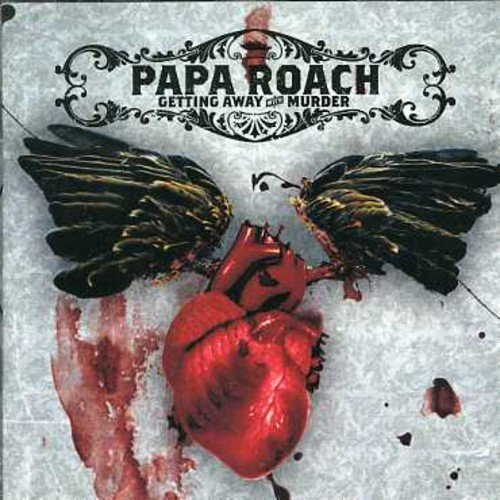 Papa Roach Getting Away With Murder Import Gbr Incl. Bonus Track