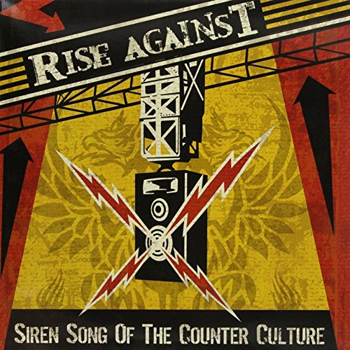 Rise Against Siren Song Of The Counter Cult