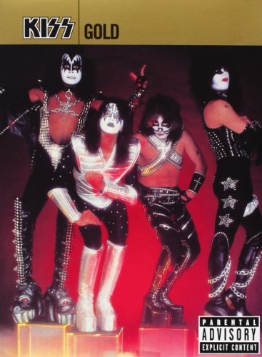 Kiss Gold (sound+vision) 2 CD Incl. DVD