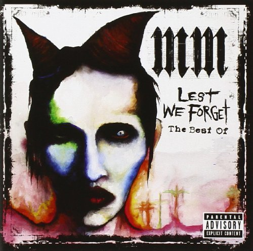 Marilyn Manson Lest We Forget Best Of Import Arg Incl. Bonus Track